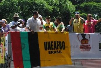 Marcha da Consciência Negra em São Paulo