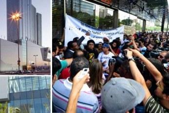 O apartheid brasileiros e os shoppings centers de São Paulo