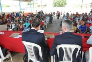 Incra promete regularização fundiária de quilombolas