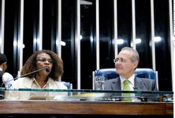 Senado fará o que for preciso contra discriminação racial, diz Renan