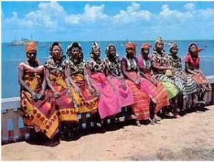 s Macuas são os primeiros bantos a habitarem Moçambique