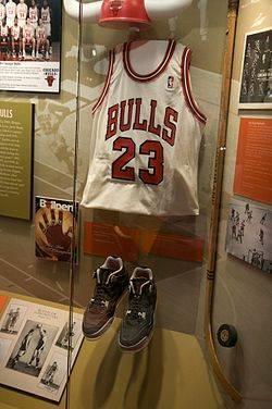 Michael Jordan legado