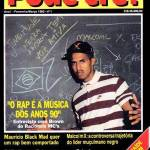 """O quadro FLASH BLACK trás essa semana o especial das revistas """"Pode crê """""""