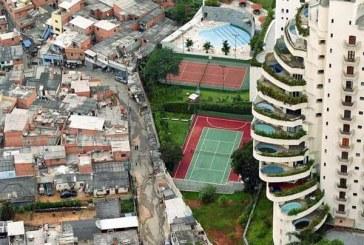 Urbanização brasileira mostra intolerância à pobreza
