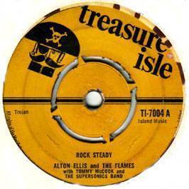 Rocksteady single
