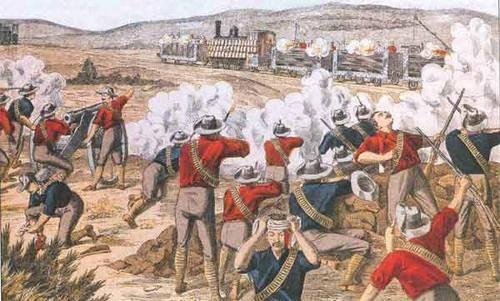 Guerra Anglo-Boer na África do Sul