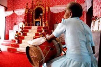 A Festa do Divino Espírito Santo no Maranhão e suas Caixeiras