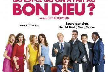Filme francês que debocha de clichês racistas bate recorde de bilheteria