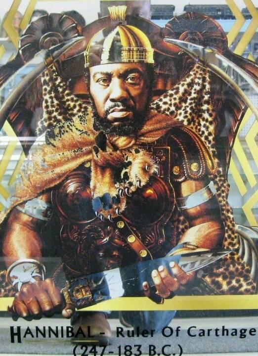 O Honorável Sacerdote Geral Hannibal Barca