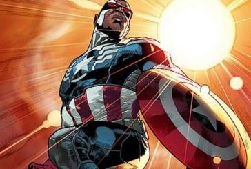 Novo Capitão América da Marvel será negro