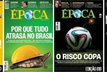 Oportunista, Globo agora aposta na #copadascopas