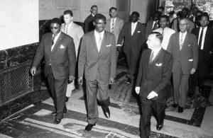 O sonho de união de Patrice Lumumba