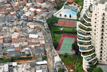 Desigualdade no Brasil e no mundo