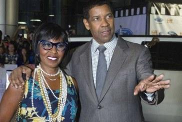 Avesso a badalação, Denzel Washington mantém casamento de 31 anos com atriz cinco anos mais velha
