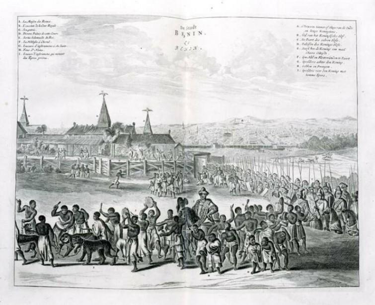 Benin2 100 Cidades Africanas Destruídas Pelos Europeus, parte I