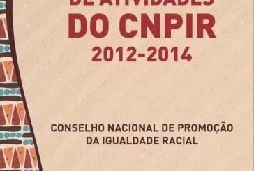 SEPPIR publica Relatório de Atividades do CNPIR