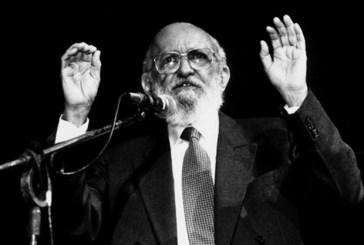 Não 'basta de Paulo Freire'