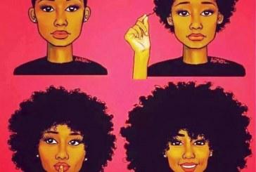 Transição do alisamento para o cabelo natural pode ser feita sem traumas