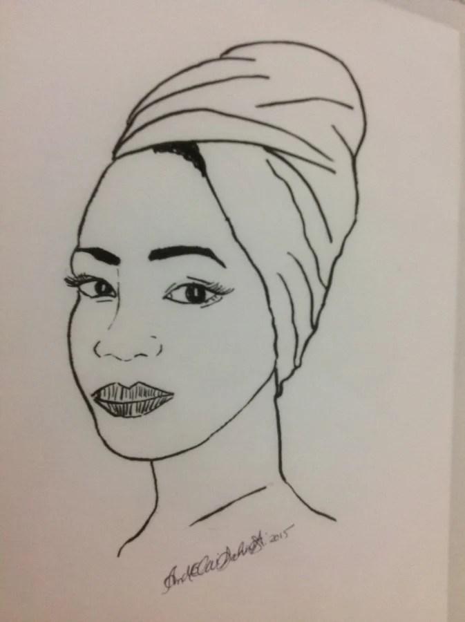Populares Desenhos que valorizam a estética da mulher negra - Geledés FO49