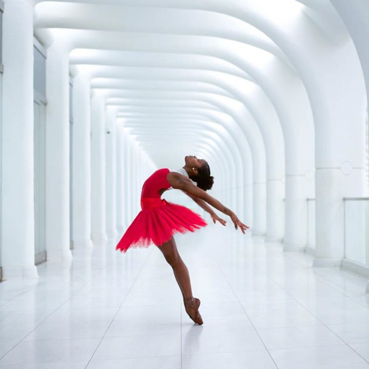 0df1b59a087 Bailarina carioca é primeira solista de balé em Nova York   Me senti ...