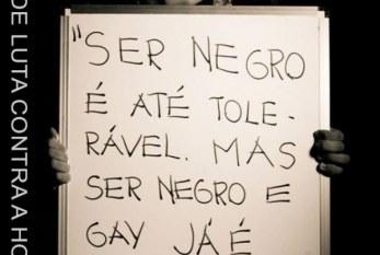 """Genial: Série fotográfica catarinense """"Eu já te ouvi dizer"""" retrata homofobia verbal"""