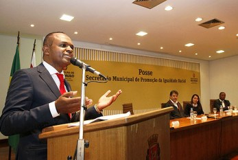 Maurício Pestana assume Secretaria de Promoção da Igualdade Racial da Capital Paulista