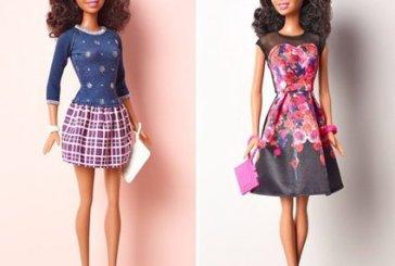 Novas geração de Barbies traz bonecas com vários tons de pele, olhos e cabelos