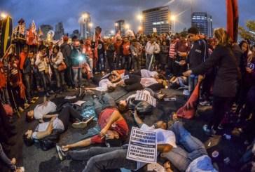 Os 18 mortos na manifestação da esquerda