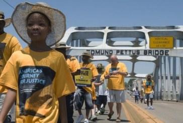 Ativistas iniciam marcha de 40 dias para pedir medidas contra racismo nos EUA