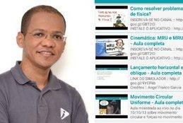Professor baiano lança app gratuito que prepara alunos para o Enem
