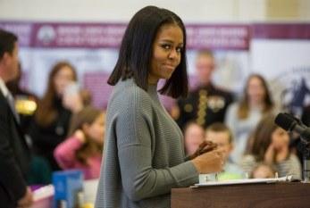 Michelle Obama em 23 momentos de Primeira Dama