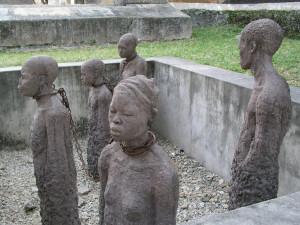 Memorial da Escravidão, Cidade da Pedra, Zanzibar.