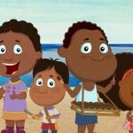Desenho que valoriza cultura negra é exibido na TV aberta