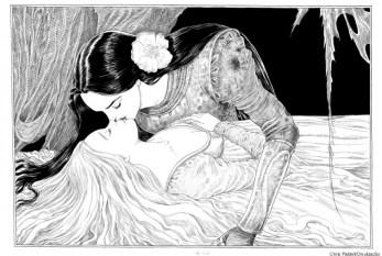 'A Bela e a Adormecida': Em adaptação de Neil Gaiman, princesa é acordada com beijo de Branca de Neve
