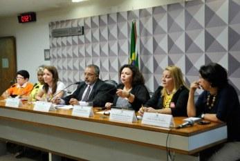 Participantes de audiência apontam o Brasil como o 5º país mais violento para as mulheres