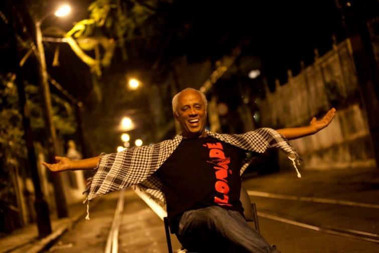 Cobrinha Foto:André Pinnola