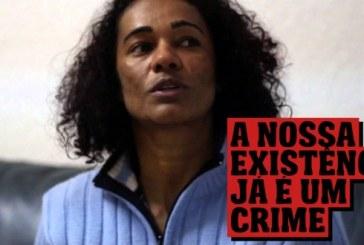 """Alma Preta / """"A nossa existência já é um crime"""" – Dina Alves"""