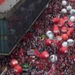 Milhares vão às ruas contra o impeachment de Dilma Rousseff e favor da queda de Eduardo Cunha