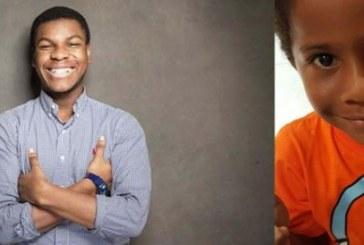 John Boyega, o Finn Star Wars manda mensagem para fã mirim brasileiro