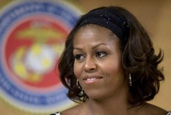 Michelle Obama visita África