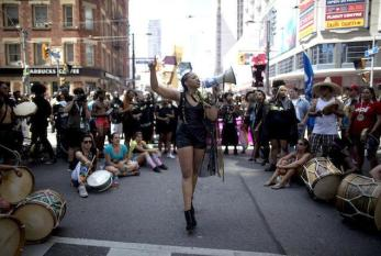 Black Lives Matter on the Pride Controversy and Whether Toronto Is A Racist Hell Hole