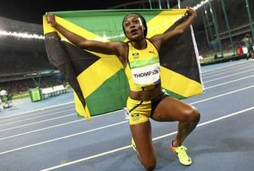O atletismo tem uma nova campeã olímpica: Elaine Thompson vence os 100 metros rasos