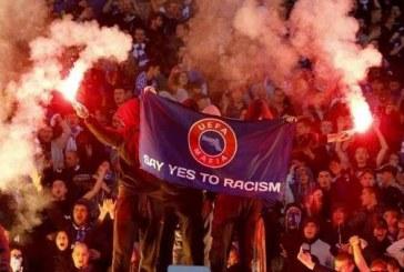 Levski Sofia punido pela UEFA por atos racistas