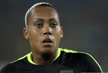 Autor de post racista contra Bárbara, goleira do Brasil na Olimpíada, diz que tudo 'não passou de uma brincadeira'