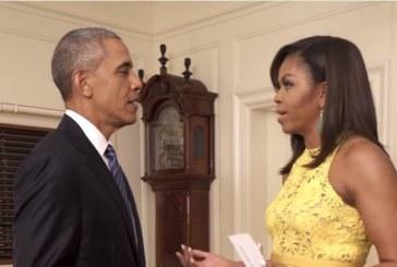 Obama e Michelle discutem Olimpíada e presidente dos EUA lembra atleta negro que calou Hitler e nazistas