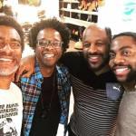 Com elenco negro, livro de Helio de La Peña vai virar filme estrelado por Lázaro Ramos e Ailton Graça