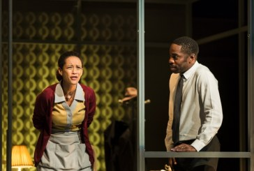 Lázaro Ramos e Taís Araújo levam a BH peça inspirada no último dia vivido por Martin Luther King