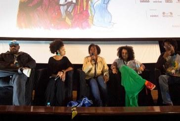 """Debate """"A Voz do Negro no Cinema"""" tem falas emocionadas e contundentes"""