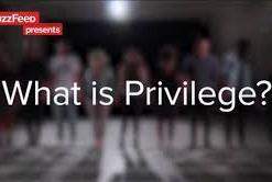 """""""O que é Privilégio""""? Ou, há mesmo """"meritocracia""""? Faça o teste"""