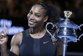 Serena Williams é a única atleta na lista das mais poderosas da Forbes